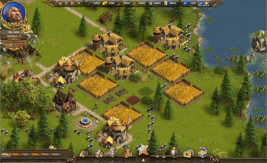 играть the settlers онлайн