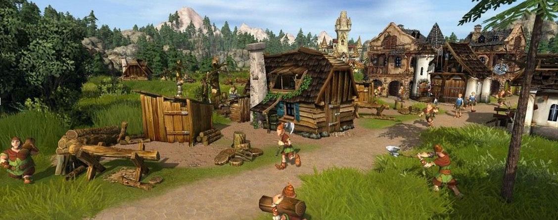 игра settlers онлайн