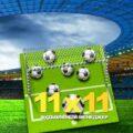 11×11 футбольный менеджер