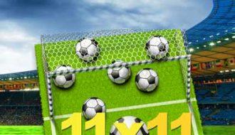 11x11 футбольный менеджер