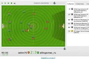 Обзор игры 11x11