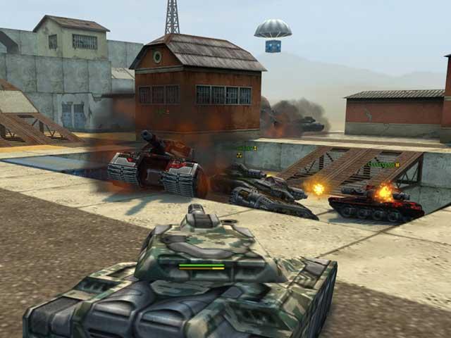 многопользовательская онлайн игра 2015