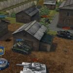 Скриншоты к игре Танки онлайн