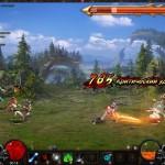 Скриншот к браузерной игре Demon Slayer