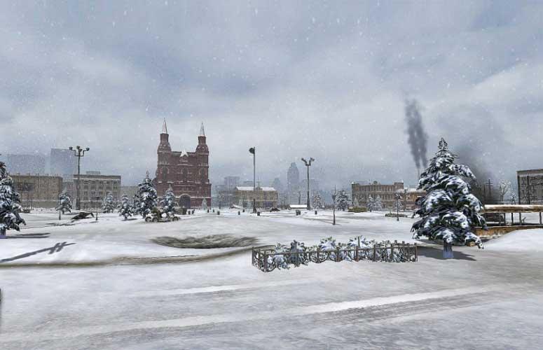 Скриншот к игре Ground War Tanks