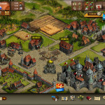 Скриншот к онлайн игре ИМПЕРИЯ ОНЛАЙН
