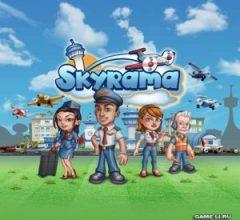 Браузерная экономическая стратегия Skyrama