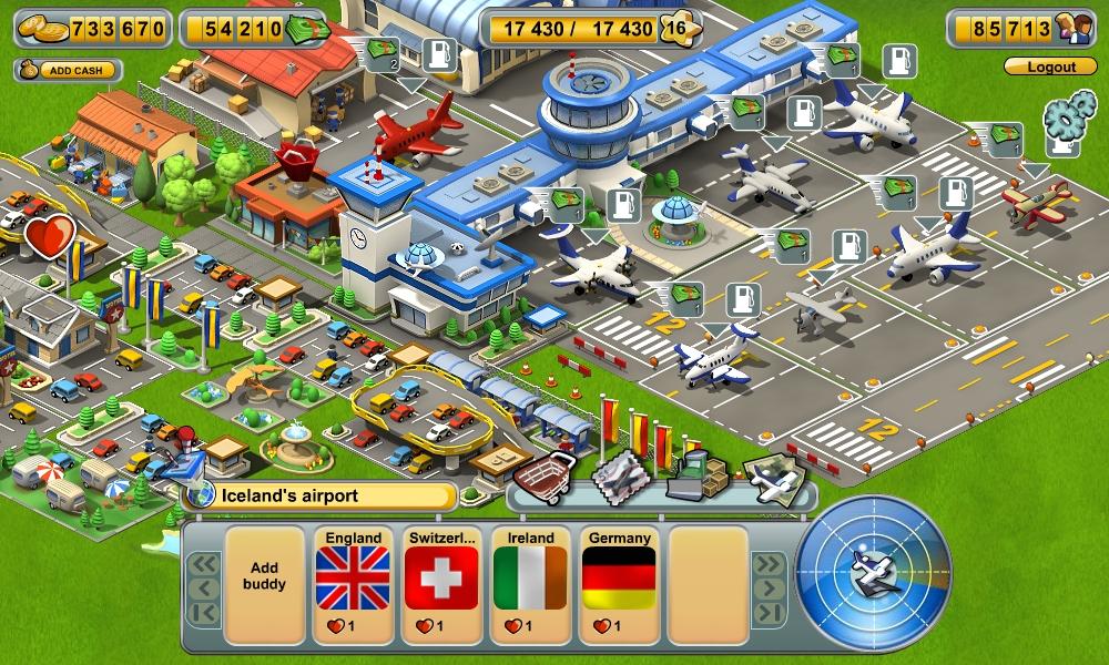 Скриншот к игре Skyrama