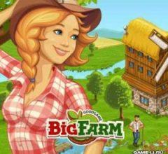 Браузерная игра Big Farm