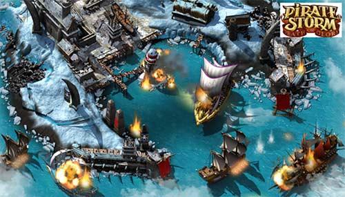 Pirate Storm - Обзор игры