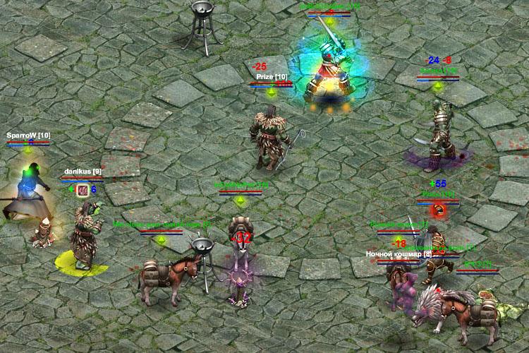 Скриншот к игре Раздор