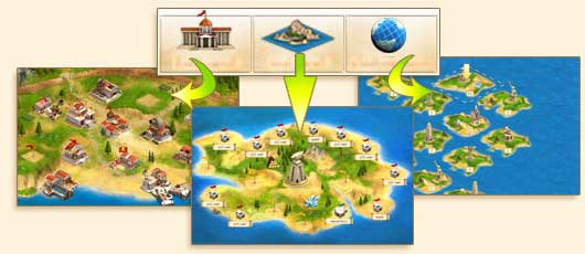 икариам онлайн игра
