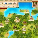 Скриншот к браузерной онлайн игре Ikariam