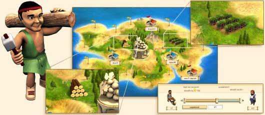 икариам бесплатная браузерная игра
