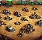 Скриншот к онлайн игре Конфликт: Искусство войны