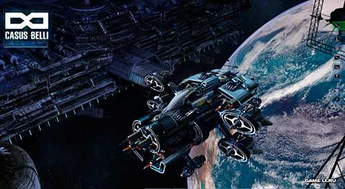 Casus Belli - Космическая игра