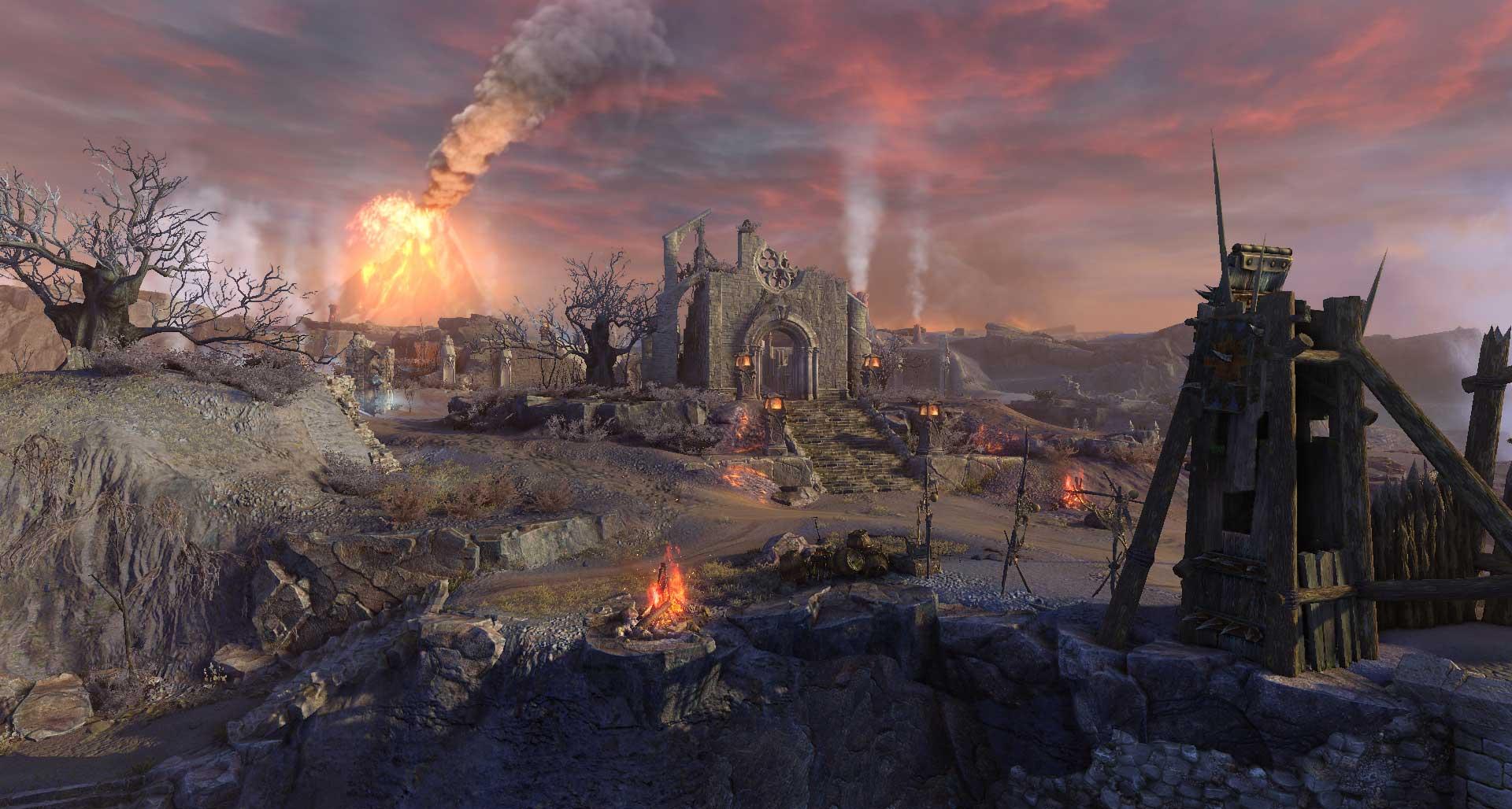 Скриншот к игре Panzar
