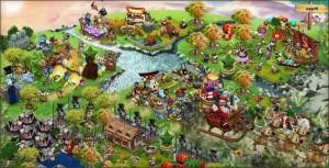 скриншот игры Farmerama