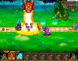 Скриншоты к игре Pockie Defense