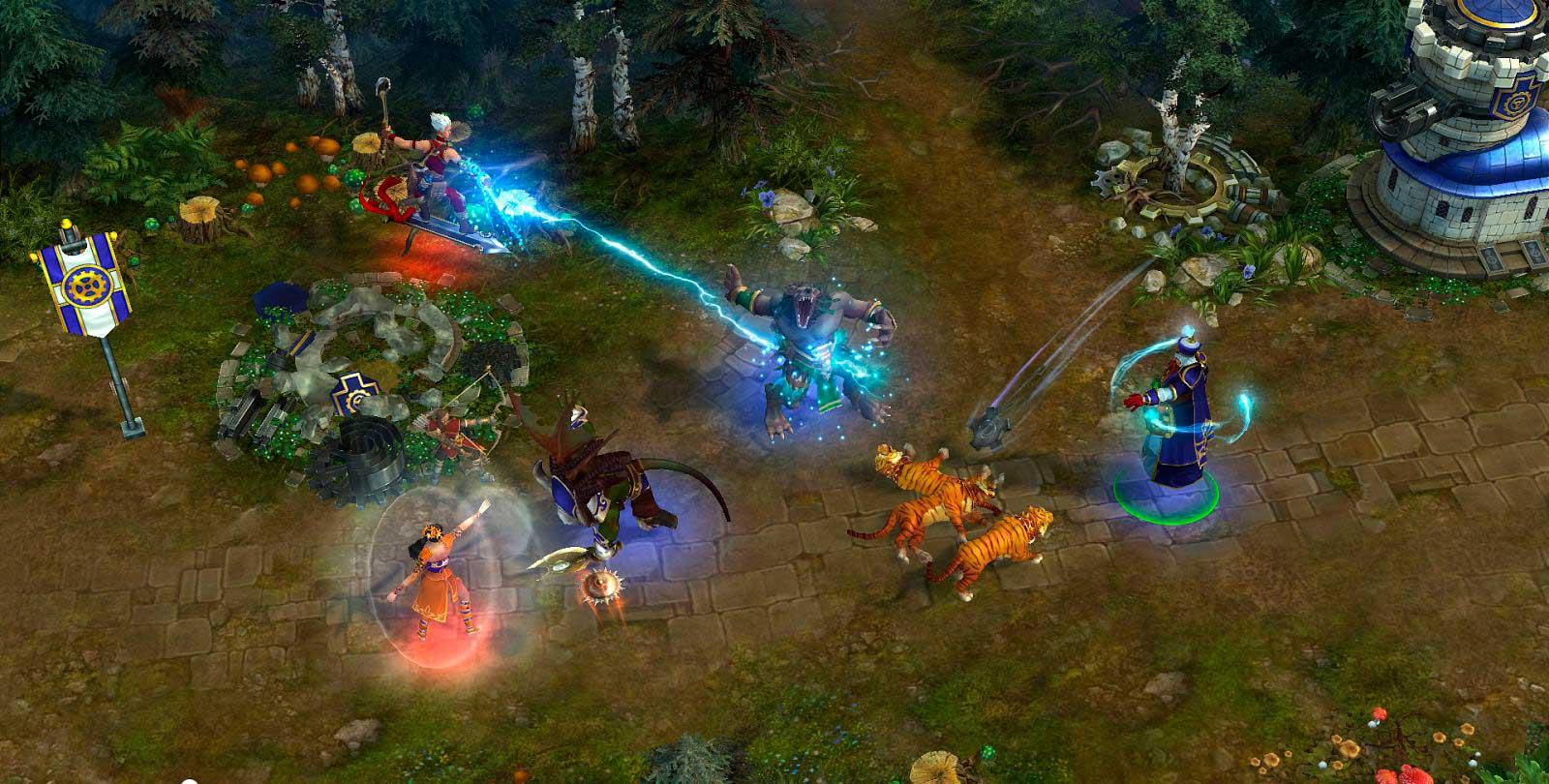 Скриншот к игре PRIME WORLD