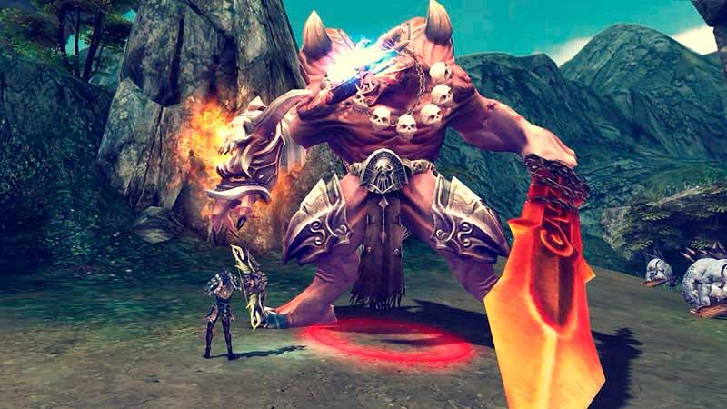 Скриншот к игре Reborn Online