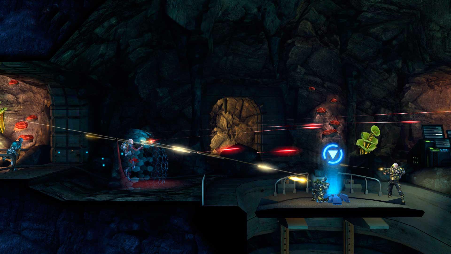 Скриншот к игре WarSide