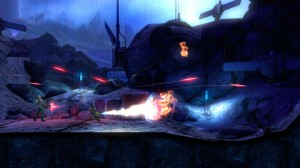 Скриншоты к игре WarSide (Варсайд)