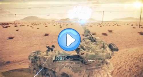Видео к игре Metal War Online - MWO