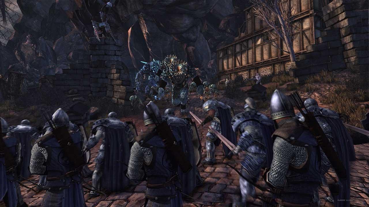 Скриншот к игре Neverwinter
