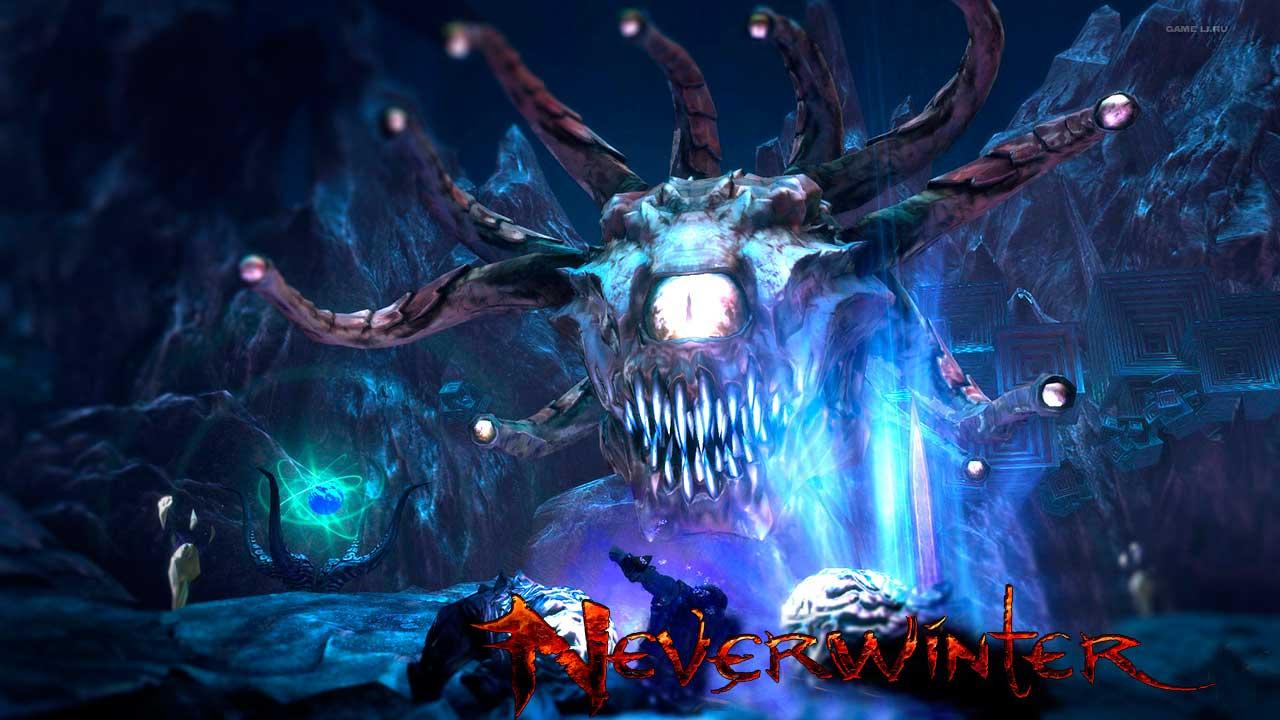 Neverwinter online играть