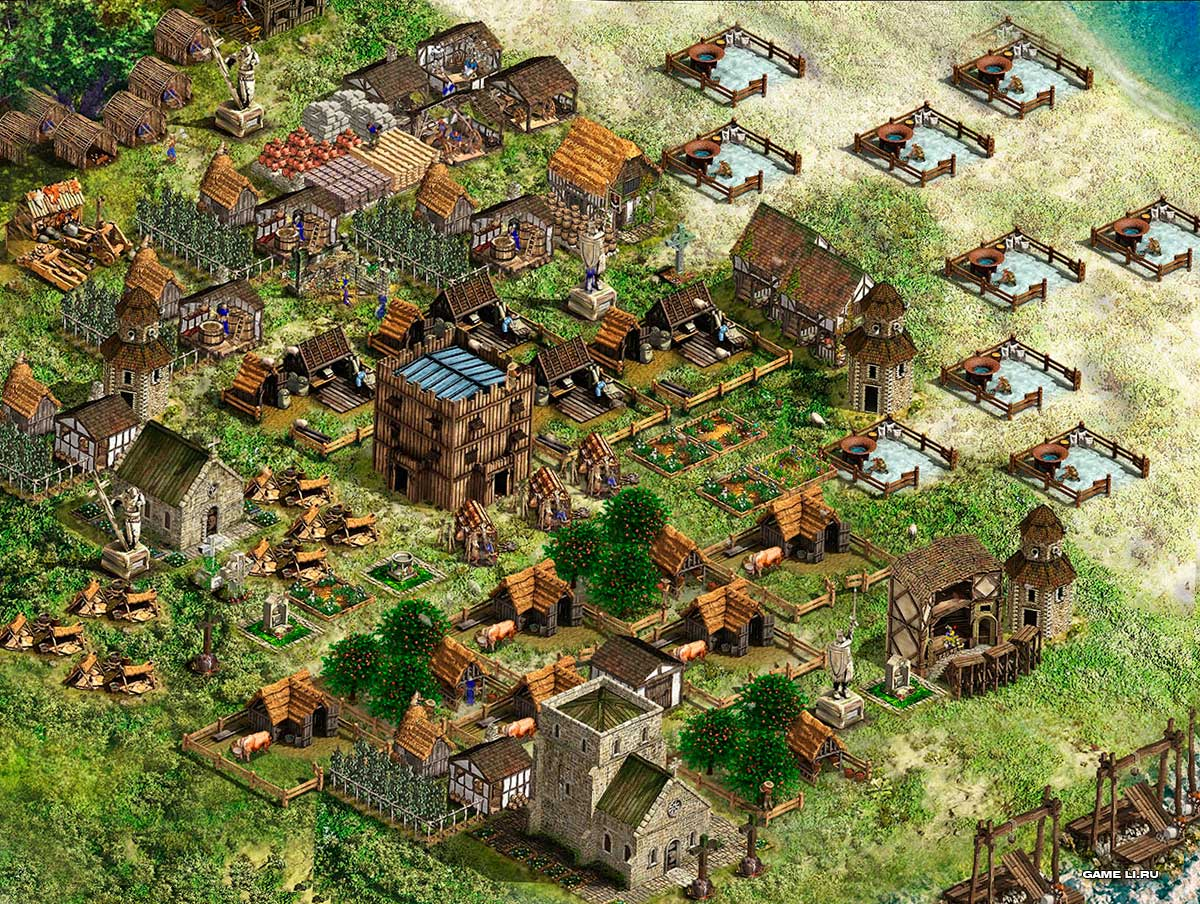 Скриншот к игре Stronghold Kingdoms