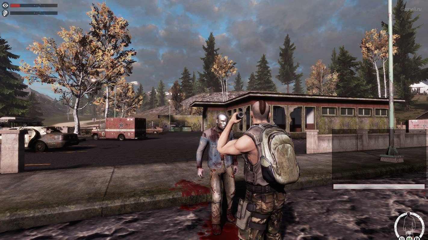 Скриншот к игре Infestation