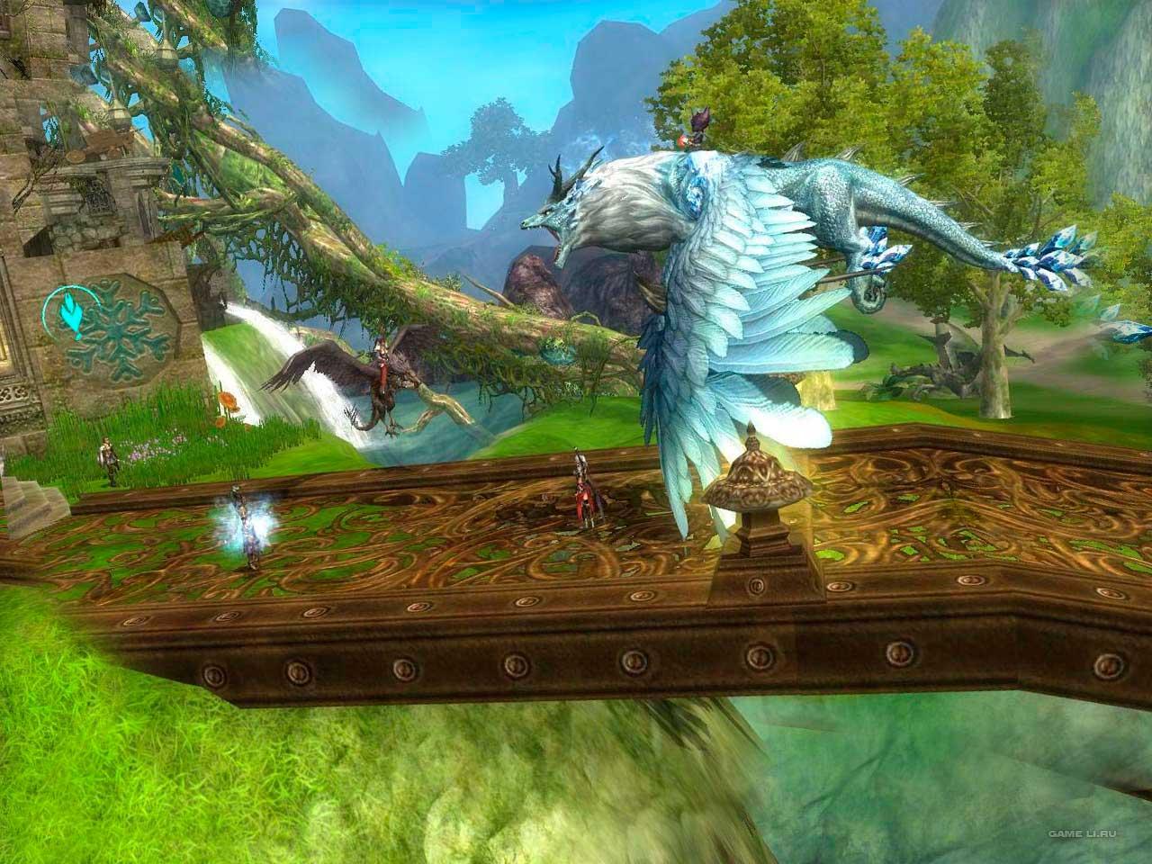 Скриншот к игре World of Dragons