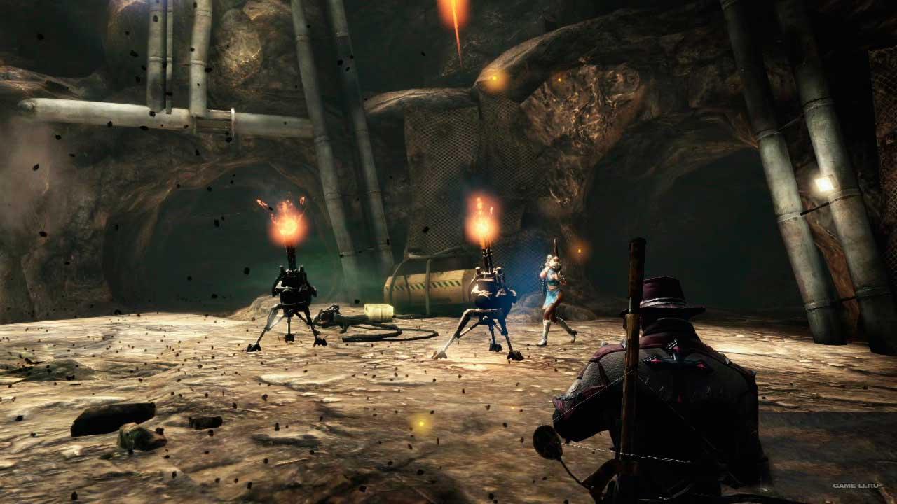 Скриншот к игре Black Fire
