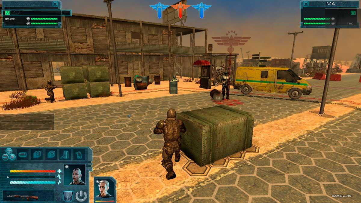 Скриншот к игре LOST PARADISE