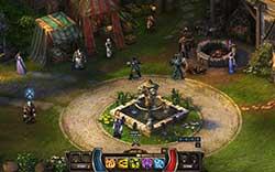 Скриншоты к игре KingsRoad online