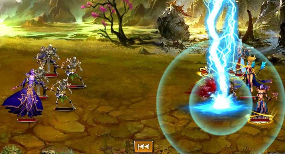 Скриншот к игре Легион Мертвых