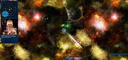 Скриншоты к игре Звёздные Призраки - StarGhosts