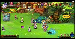 Скриншоты к игре Demon Crusade