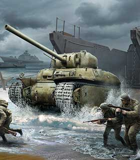 Генералы Второй Мировой