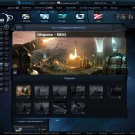 Скриншоты к игре OGame