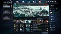 Скриншоты к игре OGame - космическая стратегия