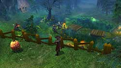 Скриншоты к игре Royal Quest - MMORPG
