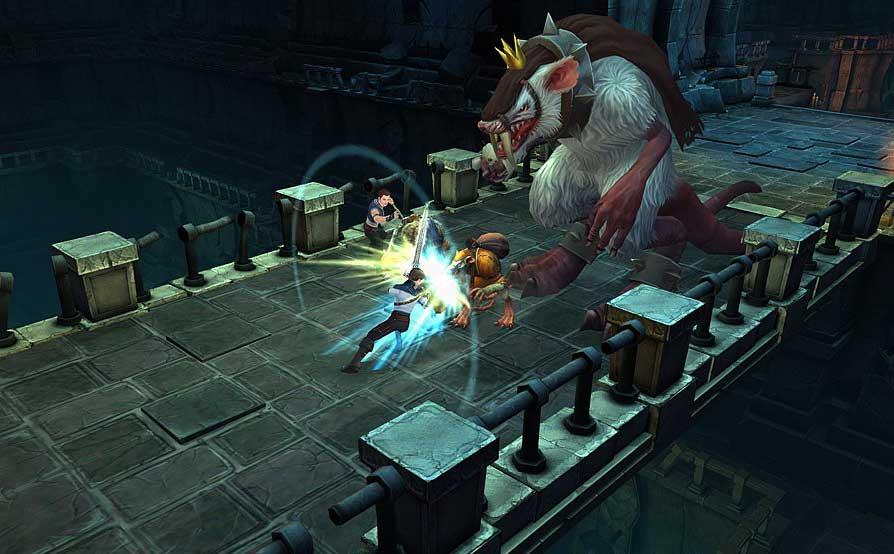 Скриншот к игре Royal Quest