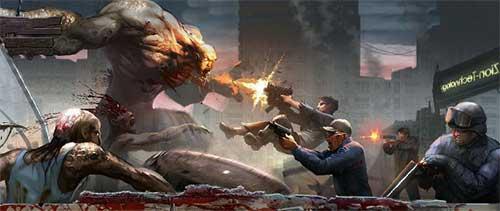 Z-war - браузерный зомби лэнд