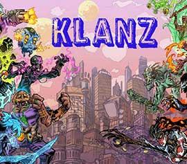 KlanZ - коллекционная карточная игра