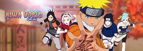 Ninja World online Naruto