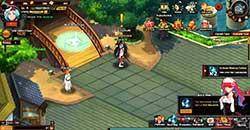 Скриншоты к игре Bleach Online