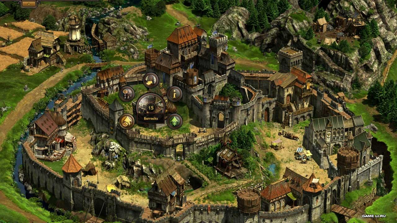 Скриншот к игре Tribal Wars 2