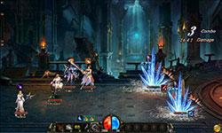 Sword Saga - пошаговая MMORPG